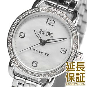 【並行輸入品】COACH コーチ 腕時計 14502477 レディース デランシー