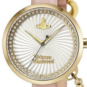 【並行輸入品】Vivienne Westwood ヴィヴィアンウエストウッド 腕時計 VV139WHPK レディース