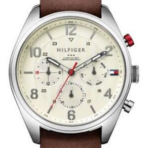 【並行輸入品】TOMMY HILFIGER トミーヒルフィガー 腕時計 1791188 メンズ クオーツ