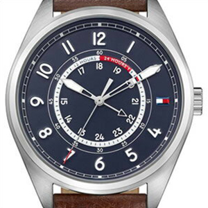 【並行輸入品】TOMMY HILFIGER トミーヒルフィガー 腕時計 1791371 メンズ クオーツ