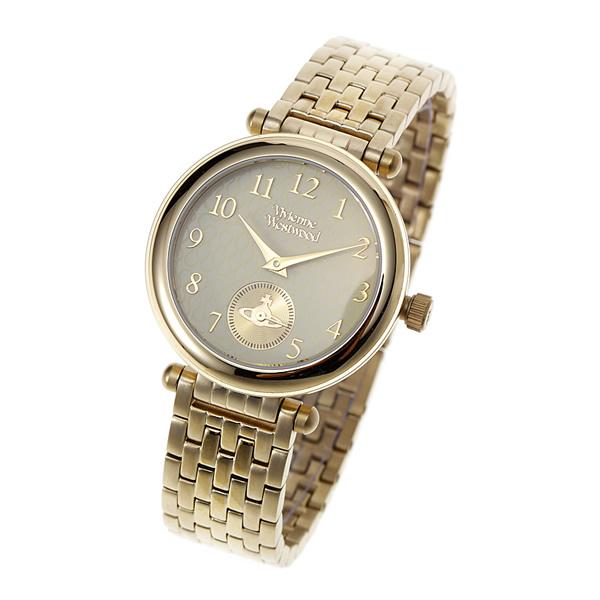 Vivienne Westwood ヴィヴィアンウエストウッド 60サイズ VV051 CPGD 腕時計
