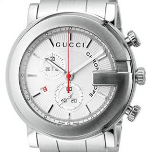 【並行輸入品】GUCCI グッチ 腕時計 YA101339 メンズ Gラウンド クロノグラフ クオーツ
