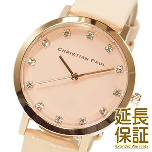 【並行輸入品】クリスチャンポール CHRISTIAN PAUL 腕時計 SWL-04 レディース Bondi ボンディ Luxe Collection リュクスコレクション
