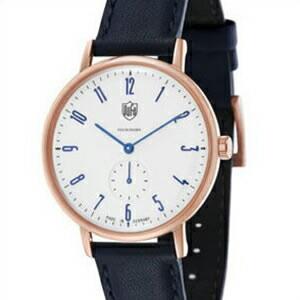 【国内正規品】DUFA ドゥッファ 腕時計 DF-9001-0L メンズ Gropius グロピウス クオーツ