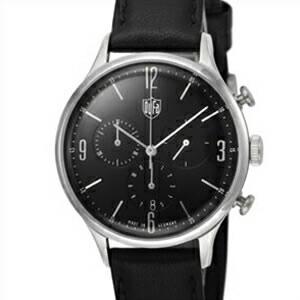 【国内正規品】DUFA ドゥッファ 腕時計 DF-9002-01 メンズ Van Der Rohe Chrono ファン・デル・ローエ クロノ クオーツ