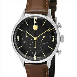 【正規品】ドゥッファ DUFA 腕時計 DF-9002-02 メンズ Van Der Rohe Chrono ファン・デル・ローエ クロノ クオーツ
