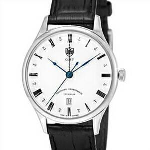 【正規品】ドゥッファ DUFA 腕時計 DF-9006-02 メンズ Weimar GMT ヴァイマールGMT クオーツ