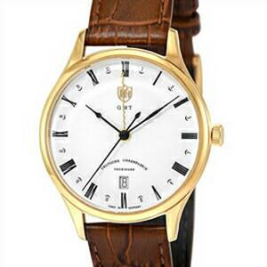 【正規品】ドゥッファ DUFA 腕時計 DF-9006-03 メンズ Weimar GMT ヴァイマールGMT クオーツ