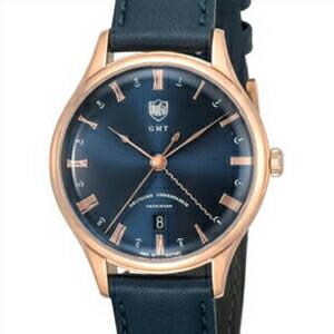【国内正規品】DUFA ドゥッファ 腕時計 DF-9006-0A メンズ Weimar GMT ヴァイマールGMT クオーツ