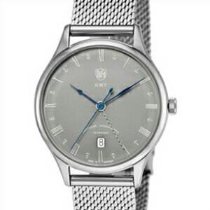 【国内正規品】DUFA ドゥッファ 腕時計 DF-9006-11 メンズ Weimar GMT ヴァイマールGMT クオーツ