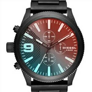 【並行輸入品】DIESEL ディーゼル 腕時計 DZ4447 メンズ Rasp ラスプ クオーツ