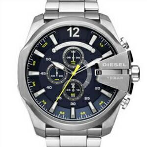 【並行輸入品】DIESEL ディーゼル 腕時計 DZ4465 メンズ Mega Chief メガチーフ クオーツ