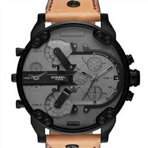 【並行輸入品】DIESEL ディーゼル 腕時計 DZ7406 メンズ Mr. Daddy ミスターダディ クオーツ
