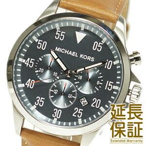 【並行輸入品】マイケルコース MICHAEL KORS 腕時計 MK8490 メンズ GAGE ゲージ クオーツ クロノグラフ