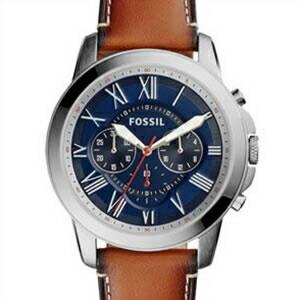 【並行輸入品】フォッシル FOSSIL 腕時計 FS5210 メンズ GRANT グラント クオーツ