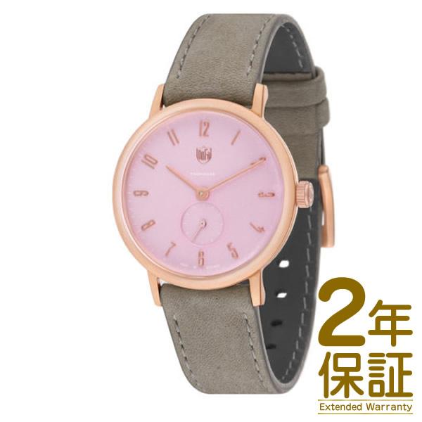 【国内正規品】DUFA ドゥッファ 腕時計 DF-7001-0W レディース GROPIUS グロピウス