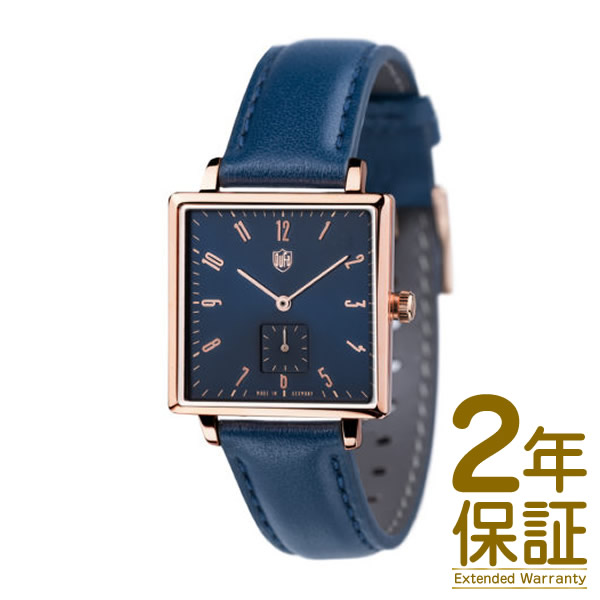 【国内正規品】DUFA ドゥッファ 腕時計 DF-7025-02 レディース GROPIUS SQUARE グロピウス スクエア