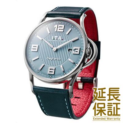 【国内正規品】I.T.A. アイ・ティー・エー 腕時計 23.00.03 メンズ Gagliardo ガリアルド