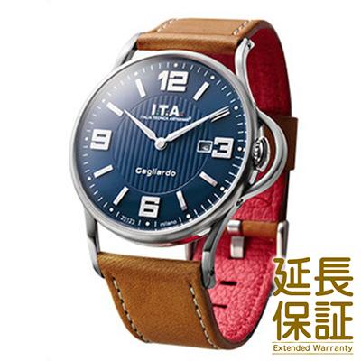 I.T.A. アイ・ティー・エー 腕時計 230005 メンズ Gagliardo ガリアルド