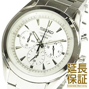 【並行輸入品】海外セイコー 海外SEIKO 腕時計 SSB085P1 メンズ クロノグラフ