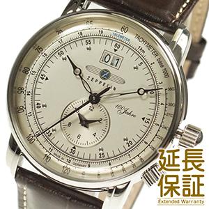 【並行輸入品】ツェッペリン ZEPPELIN 腕時計 7640-1 メンズ Zeppelin号誕生 100周年記念モデル