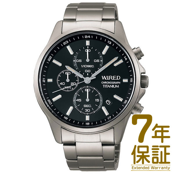 【国内正規品】WIRED ワイアード 腕時計 AGAT426 メンズ スタンダード クオーツ