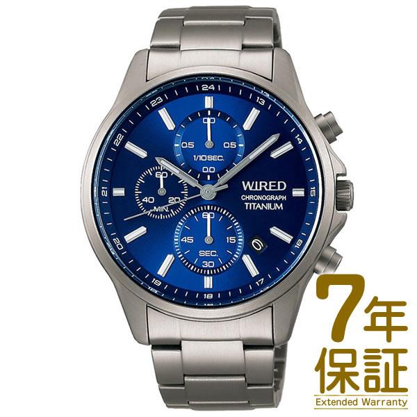 【国内正規品】WIRED ワイアード 腕時計 AGAT428 メンズ スタンダード クオーツ