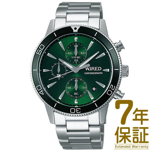 【国内正規品】WIRED ワイアード 腕時計 AGAT430 メンズ スタンダード クオーツ