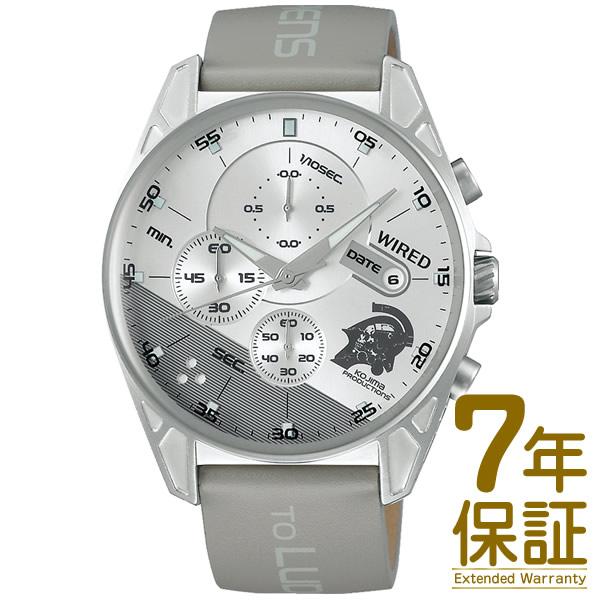 【正規品】WIRED ワイアード 腕時計 SEIKO セイコー AGAT730 メンズ コジマプロダクション コラボレーションモデル クオーツ