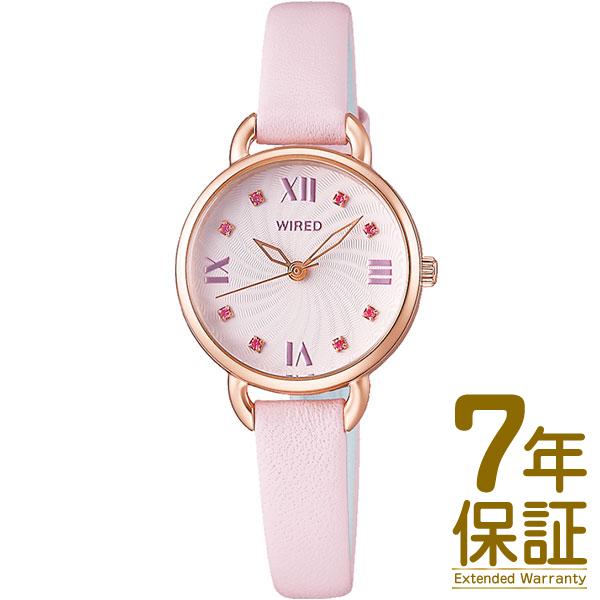 【国内正規品】WIRED f ワイアードエフ 腕時計 AGEK443 レディース クオーツ