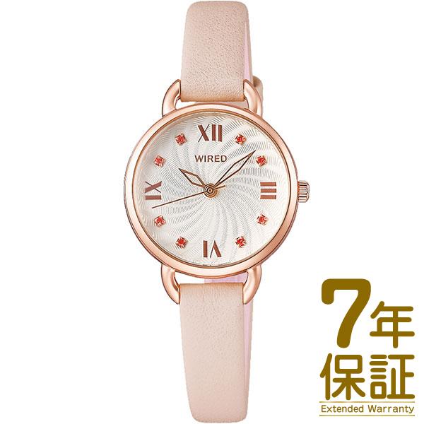 【国内正規品】WIRED f ワイアードエフ 腕時計 AGEK446 レディース クオーツ