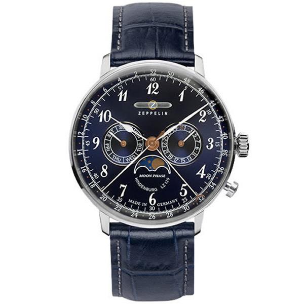 【並行輸入品】ZEPPELIN ツェッペリン 腕時計 7036-3 メンズ Hindenburg ヒンデンブルグ