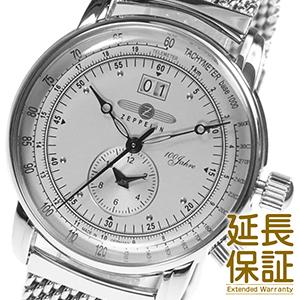 【並行輸入品】ZEPPELIN ツェッペリン 腕時計 7640M 1 メンズ ツェッペリン号 100周年記念モデル デュアルタイム ビッグデイト