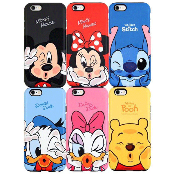 IPhone 6/6s Plus Disney All-Round Cover