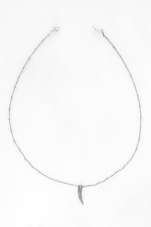 ダイヤ付きペンダント ネックレス【レディース】 <<CHAN LUU 公式 オンラインショップ>>