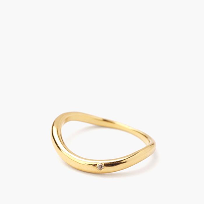 チャンルー ダイヤモンド インフィニティリング レディース 全1色 RGGF-1395 チャンルー CHAN LUU 直営 公式ショップ女性 彼女 奥さん ブランド アクセサリー ギフト ジュエリー 誕生日 結婚記念日