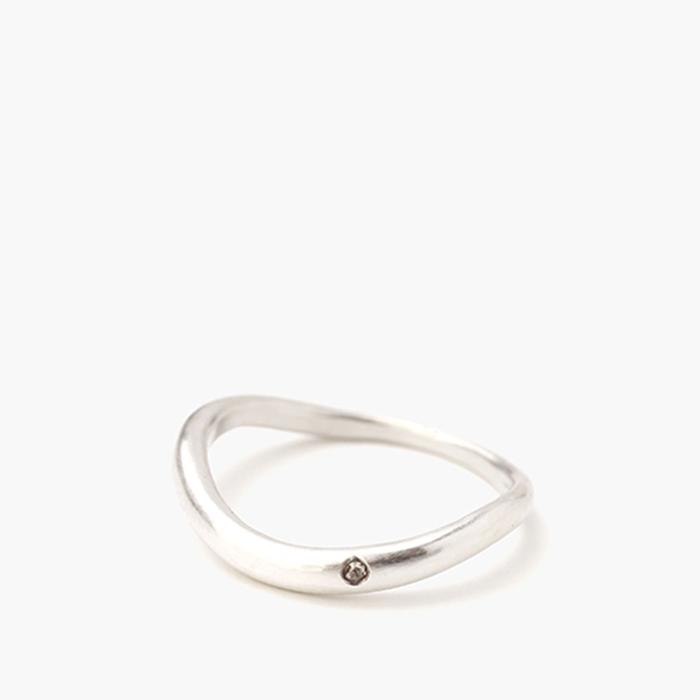 チャンルー ダイヤモンド インフィニティリング レディース 全1色 RGSF-1395 チャンルー CHAN LUU 直営 公式ショップ女性 彼女 奥さん ブランド アクセサリー ギフト ジュエリー 誕生日 結婚記念日