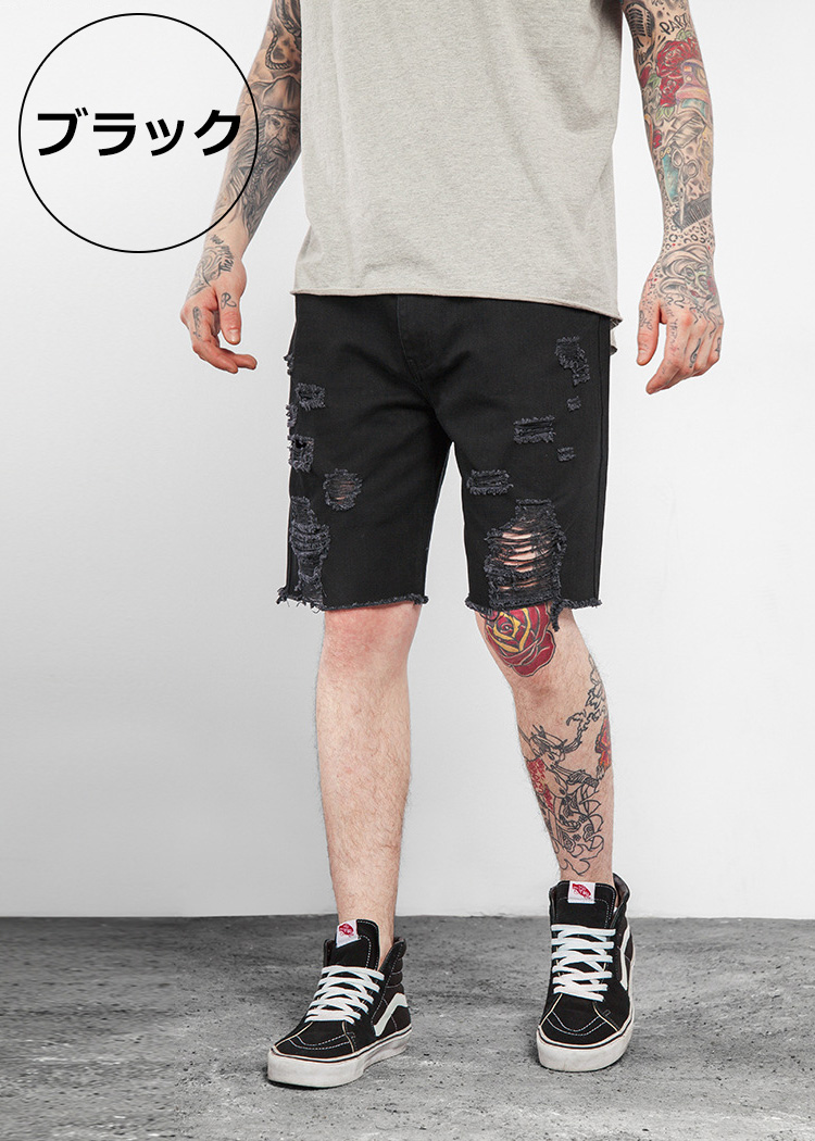 486ca4505 A feeling of natural old is the finish of the assent. Cut-off denim is  denim shorts of the leading role grade in accord with a rough style like  this season.
