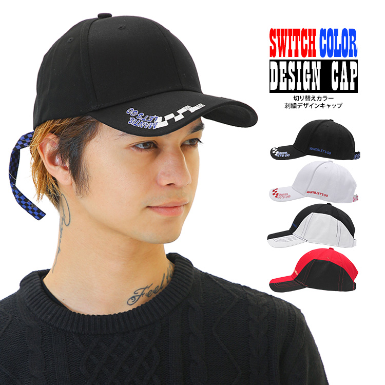 It is the appearance of the entering popular logo adjuster low cap! In the  simple design which it is easy to use that a logo stitch accentuated 9d091f0c05b8