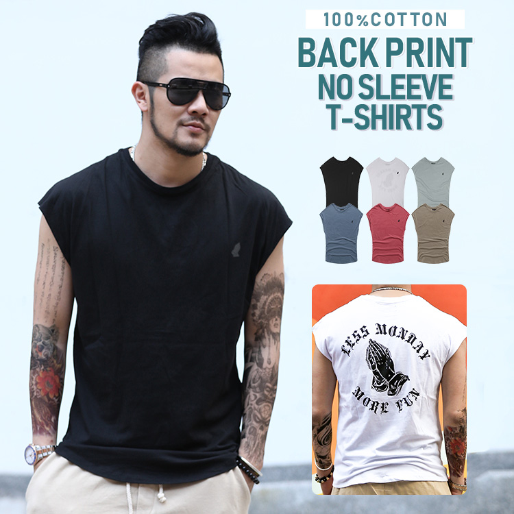 58937da8554b The sleeveless T-shirt that a feeling of exquisite length is cool comes up  again this summer! In the impression that is active in size of the neck and  the ...