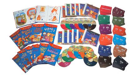 フォニックスであそぼう!【あす楽】英語 絵本 幼児 子供 教材 キッズ 知育 CD セット教材