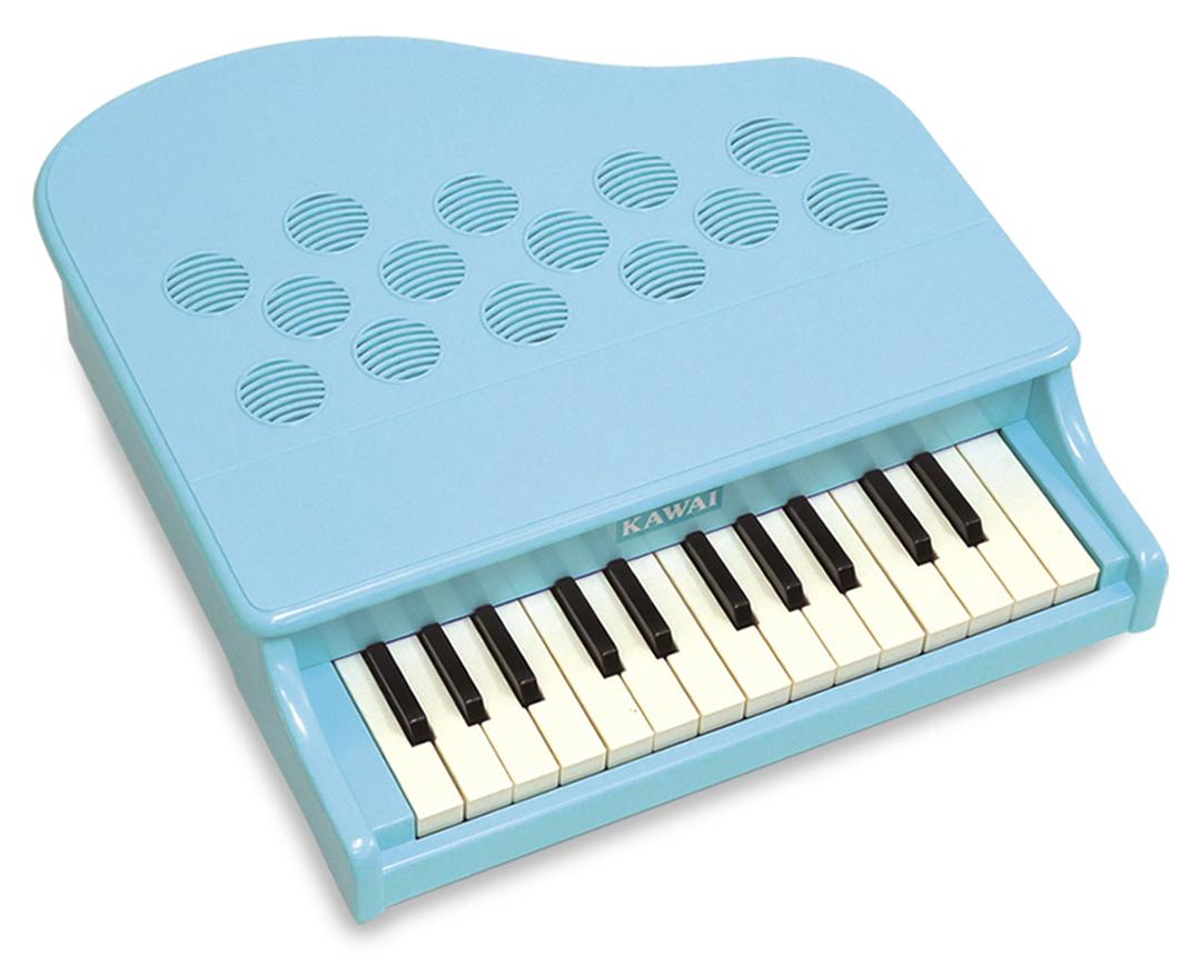 入手困難 シリーズ累計19 000台以上の販売実績 安心の日本製 河合楽器の子ども向けミニピアノ サンプル動画で音を確認できます 在庫あり即納 カワイ ミニピアノ P-25 ミントブルー:1185 ※2019年10月リニューアル版新発売 あす楽 25鍵 ピアノ 河合楽器 KAWAI 知育 練習 プレゼント おもちゃ 教育 室内 出産祝い 自宅 幼児 子供 音感 定番から日本未入荷 玩具 誕生日 辻井伸行 クリスマス 遊び