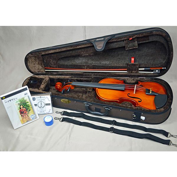 【あす楽】バイオリン 入門セット【知育教材】【楽器】【バイオリン】【入門】【SV-130 サイズ4/4】