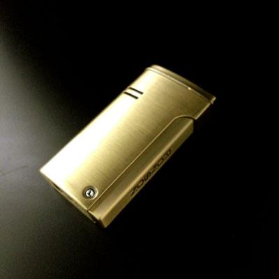 【正規取扱店】ライター / ≪RONSON RONJET ロンソン ロンジェット ブラスサテン R29-0001≫【CHAOS Lighter Bar】 ラッピング 【smtb-m】