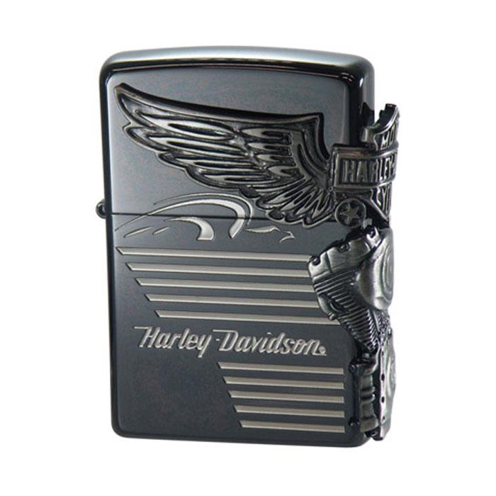 【再入荷!!】NEWモデル/即納/ZIPPO ライター HARLEY-DAVIDSON HDP-25/ハーレー ダビッドソン/ジッポ/ジッポー/誕生日/プレゼント/バイク/バイカー/ラッピング【送料無料】