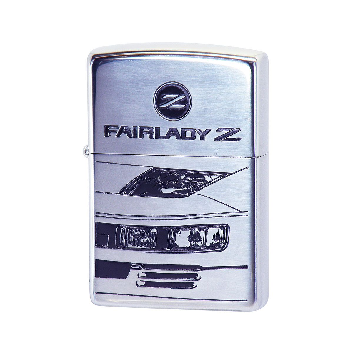 【正規取扱店】ZIPPO オイルライター ジッポー 1969個限定モデル 4代目 FAIRLADY Z 〔Z32〕 フェアレディZ シリアルナンバー入り 誕生日 父の日 クリスマス プレゼント スポーツカー スーパーカー ラッピング【送料無料】