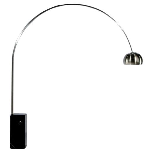 アルコランプ カスティリオーニ兄弟 照明 ランプ 大理石 セット ブラック リプロダクト