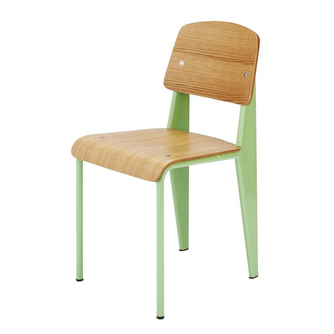 A famous architect in France  Jean Prouv    Standard Chair    standardzair   nostalgic design somewhere as a student in classroom  chaoscollection   Rakuten Global Market  Jean Prouve standard  . Famous Architect Chairs. Home Design Ideas