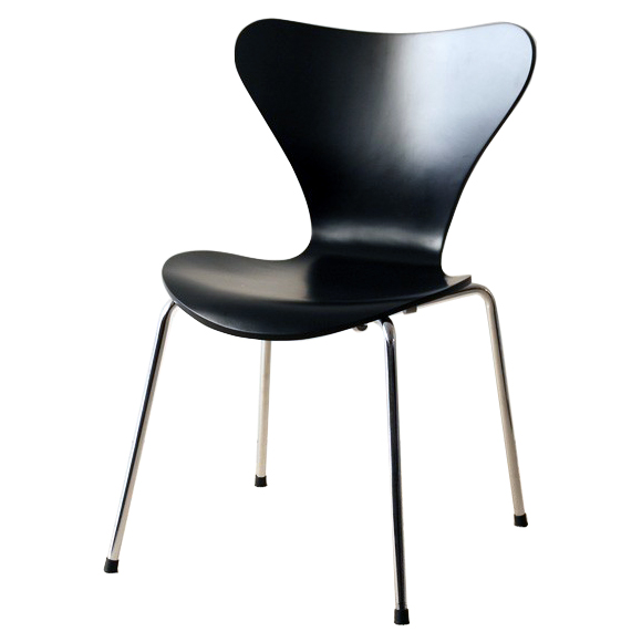 セブンチェア セブンチェアー Black Jacobsen Arne Jacobsen Dining Chair Stacking