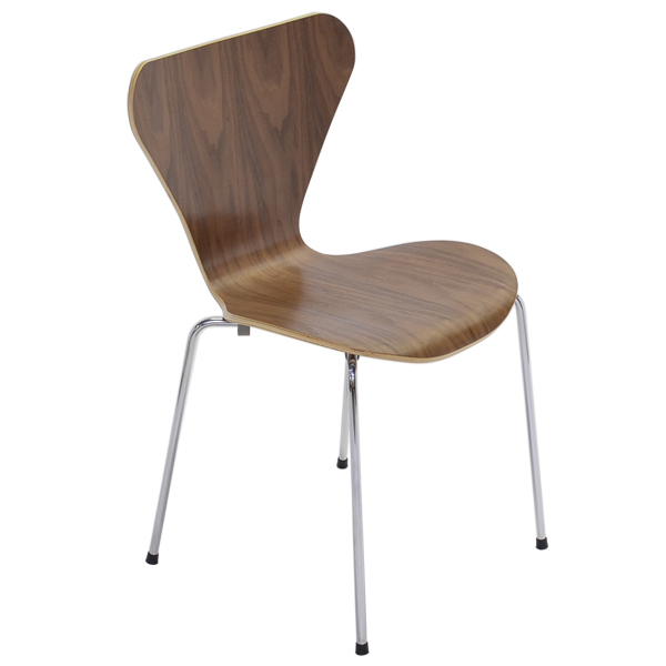 arne jacobsen furniture. Jacobsen Seven Chair Walnut Arne Furniture